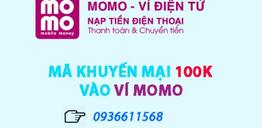 Ví MOMO tặng 100K cho chủ thẻ Vietcombank: Cách nhận thành công!
