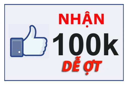 """Số tiền tối thiểu có thể rút về ATM khi tham gia sự kiện """"Nhận 100K"""" của Ví MoMo!"""