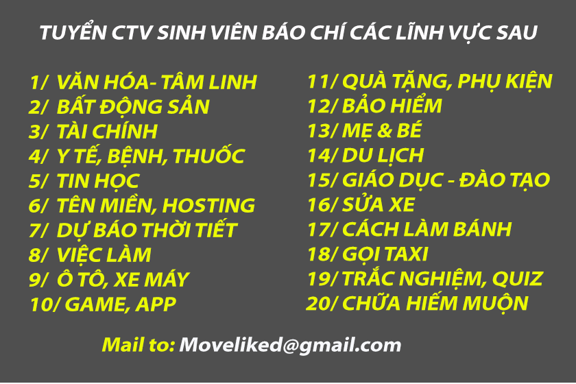 CTV BAO CHI