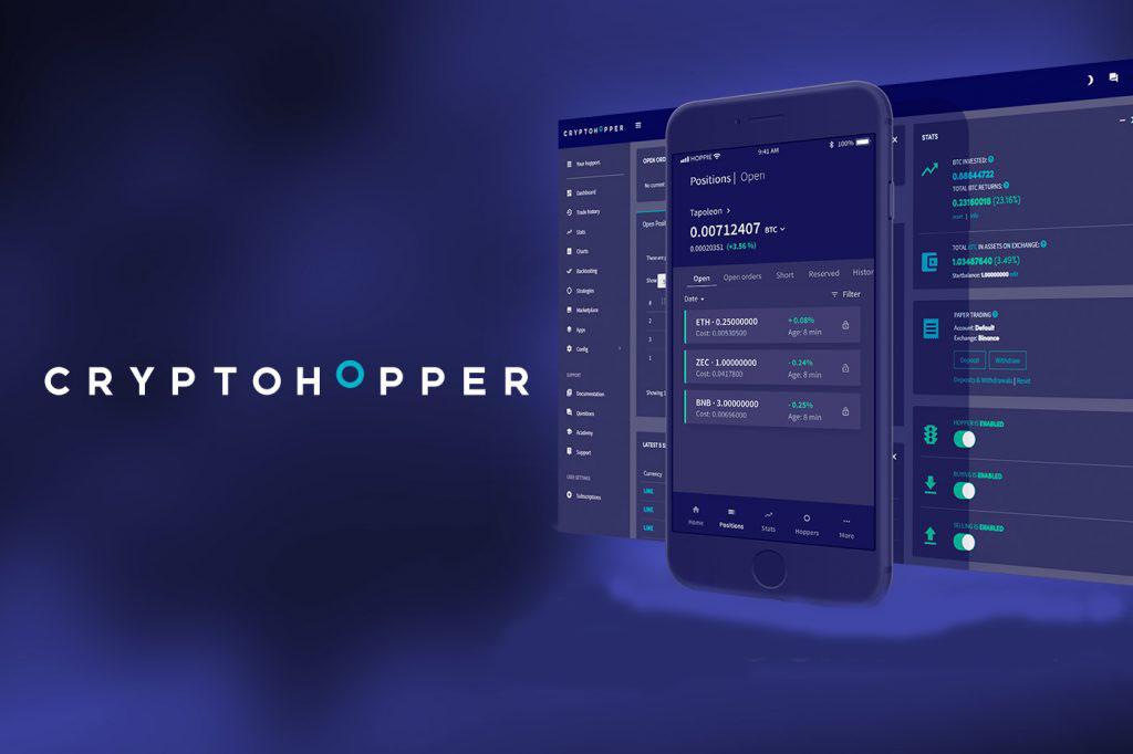 Sàn Cryptohopper là gì?