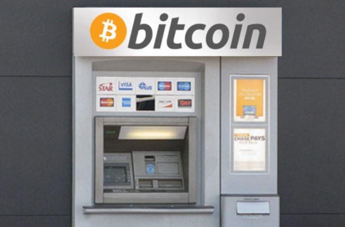 Máy ATM Bitcoin